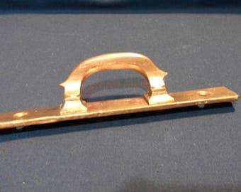 Antique Brass Window Pulls Solid Brass Door Handles Brass Antique Drawer Pulls Brass Cabinet Handles