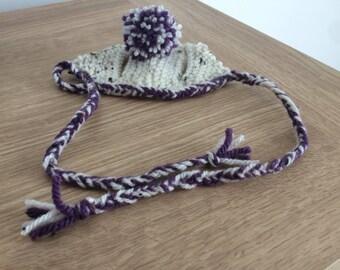 Cat bobble hat