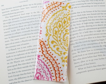 Summery Warm Bookmark