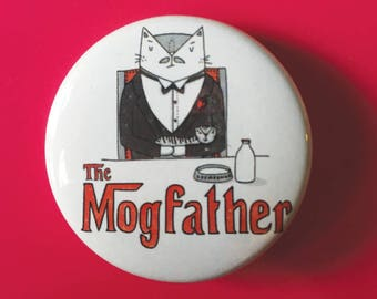 The Mogfather Badge
