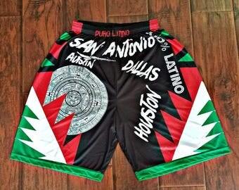 Texas Latino Shorts