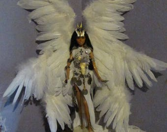 OOAK Barbie Seraphim Doll 39
