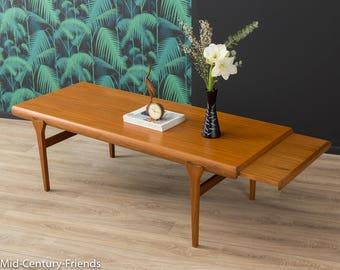 60s coffee table, table, 50s, Vintage, Denmark (711015)