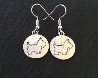 Dog earrings / dog jewellery / dog lover gift / dog gift / animal earrings / animal jewellery / animal lover gift