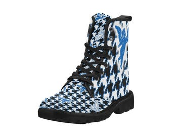 StoothDrip Boots BLUE