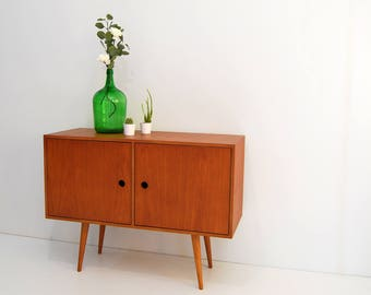 Mid Century Media SideBoard, Tv Stand, Console, Scandinavian Sideboard Design, Retro Console, Retro Sideboard, Nordic Style