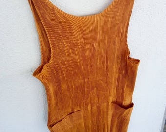 Vintage Issey Miyake Im Product Gold Colour