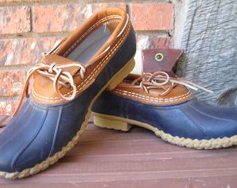 L L Bean Boots - 'Ducks'
