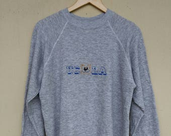 Ucla sweatshirt sweater jumper pullover spellout