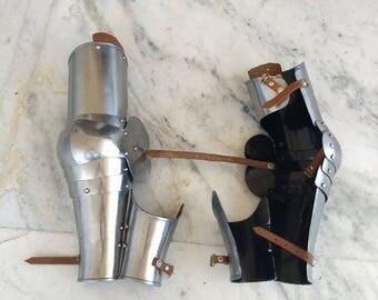 Medieval 14- Century Arm Armour for HMB FIghting