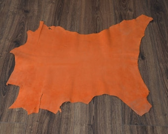 Skin of lamb leather velvet mandarin (8997247)