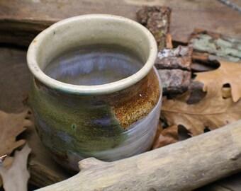 Sodafired Vase