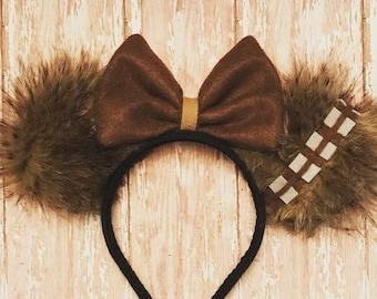 Chewbacca Mickey Ears