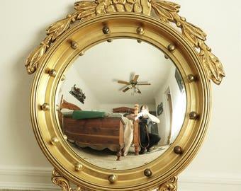 Convex Wall Mirror convex eagle mirror | etsy