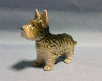 Occupied Japan Terrier Figurine