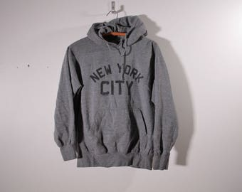 New York City hooded sweatshirt MV Sport