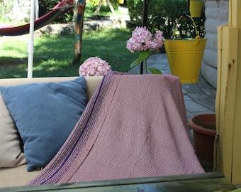 Spa Towel,  Turkish Towel, beach Towel,  Blanket, peshtemal,  hammam Towel,  Beach,Travel,VerySoft,naturalColor,Size 205-88