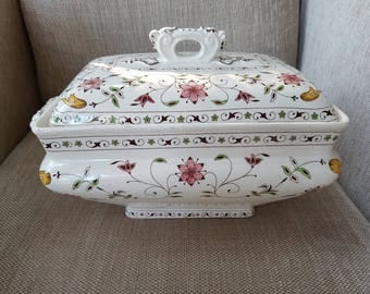A Trio of Antique Limoges Tureens by T G & F Booth