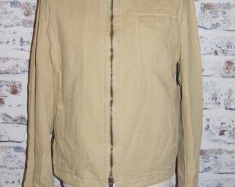 "Size L 42"" (Italian 52) Joseph Homme vintage 90s harrington jacket (GT42h)"