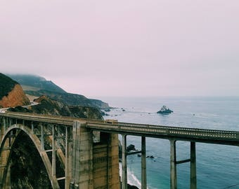 Bixby Bridge BigSur, California