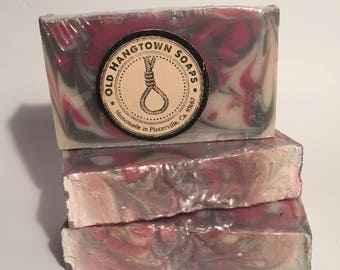 Bermuda Kiss Soap, Cold Process Soap, Homemade Soap, Handmade Soap, Vegan Soap
