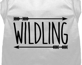 Wildling Dog Vest, Shirt Limited Time Only