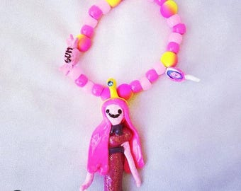 Princess Bubble Gum Bracelet