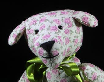 Rosemary Teddy Bear ~ 14 1/2 inches Tall ~ Heirloom Teddy Bear