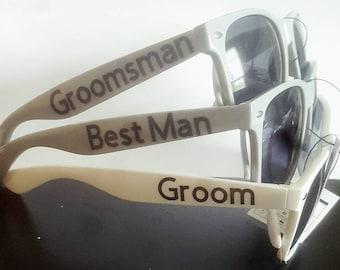 Bridal Party Glasses - Individually Sold