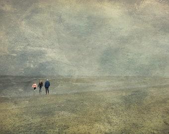 Three on the Beach Isle of Wight