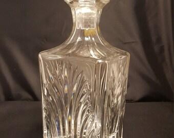 Gorham Decanter Full Lead Crystal