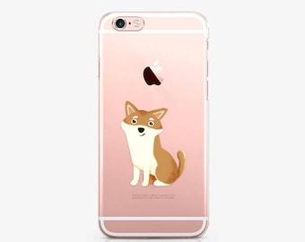 Cute Fox Phone 7 Plus Case Phone 6 Phone iPhone 6s Plus Phone Case 6 Plus Phone 5 Case Phone 5s Case Phone SE Case S7 Galaxy Edge ACC_211