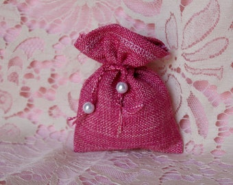 Lavender scented sachet for scent and decorated your home