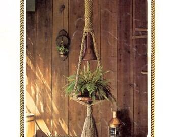 Macrame lamp etsy - Eigentijdse hangerlamp ...