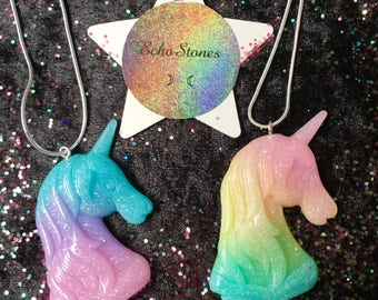Mystic Unicorn Necklace