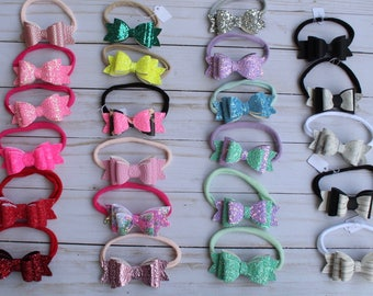 """3"""" Baby Bows"""