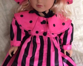 American Girl Raincoat