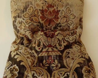 Vintage Old Tapestry Pillow