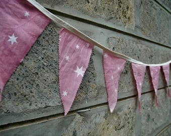 Pink Fairy Bunting