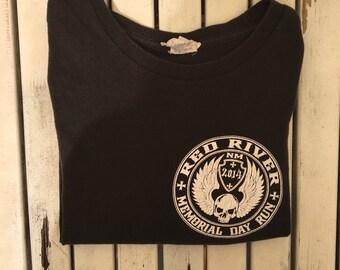 Black Biker Top
