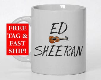 Ed Sheeran Etsy