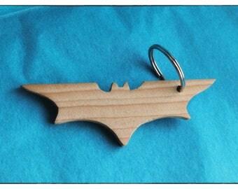 Batarang Keyring, Batarang, Batarang keychain, Novelty keyring, Batman Keyring, Batman Keychain