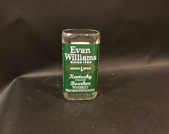 Evan Williams Green Label Bottles In Bond Bourbon Whiskey BOTTLE Soy Candle. 750ML. Made To Order !!!!!