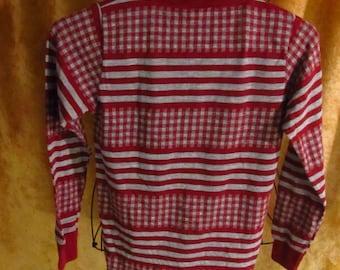 Vintage, pullover, turtleneck sweater