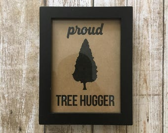 4x3 // Desk Frame // Tree Hugger