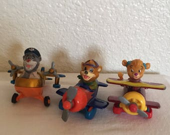 1991 Mcdonalds Talespin Toys!