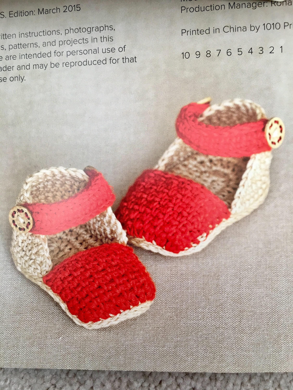 Crochet For Little Feet, Crochet for Baby, Booties for Baby, Crochet ...