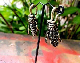 Ear weights 'Traveller' bee hooks
