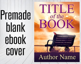 Premade Blank Ebook Cover - Memories