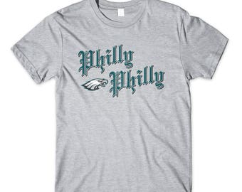 Philly Philly Eagles Fan Tee